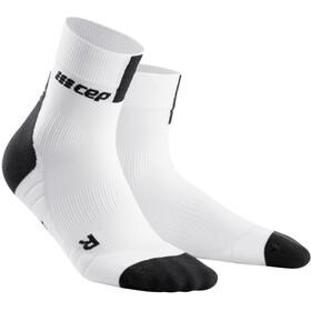 cep Short Socks 3.0 Uomo, bianco/nero